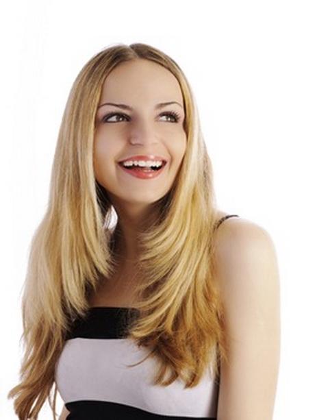 Nieuwe Kapsels 2017 Lang Haar Kapsels Halflang Haar Laagjes Dik Haar  Dun Haar En Laagjes Haarklem Voor Dik Haar Diy Frisuren Lange Haare