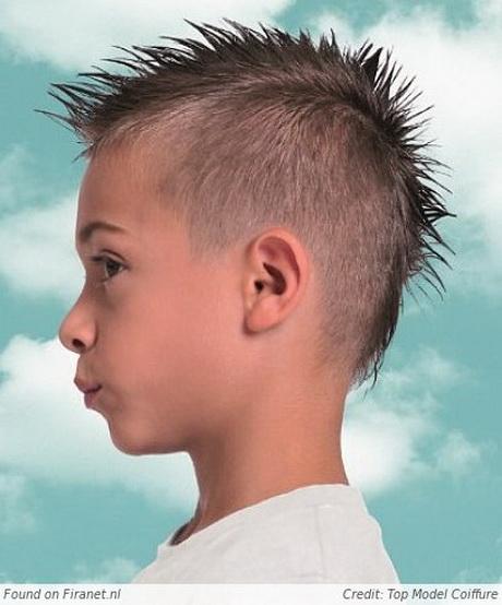 Haarstijlen Jongens