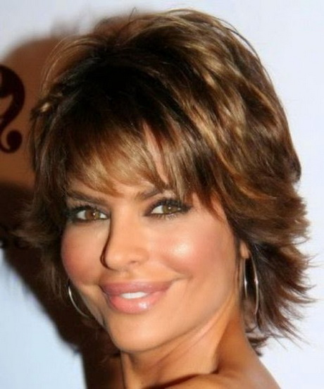 Layered Hairstyles for Short Hair for Women Over 50