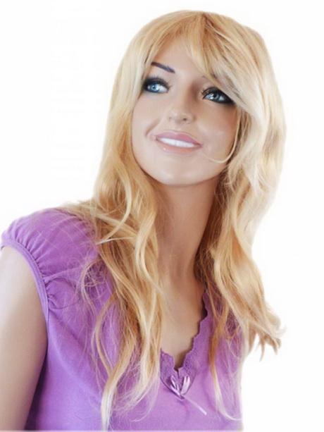 lang blond