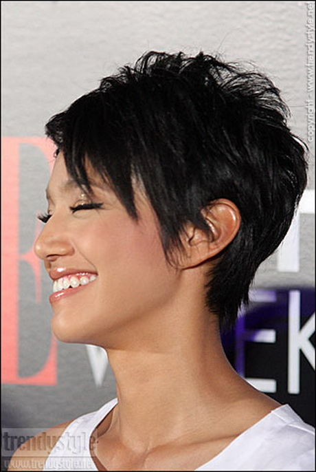 cute short haircuts for black girls korte dameskapsels 3471 | korte dameskapsels 64 18