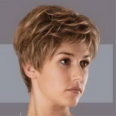 Kort kapsel voor fijn dun haar