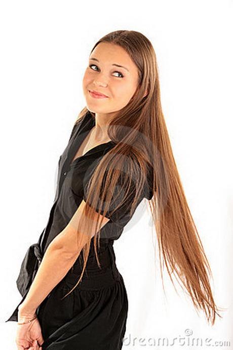 Meisjes kapsels lang haar - Kantoor voor een klein meisje ...