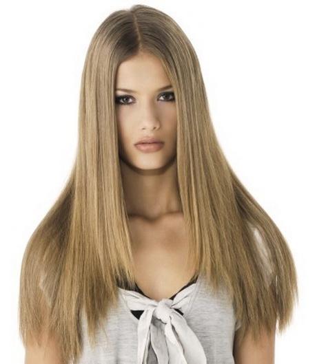 Steil Haar Of Stijl Haar