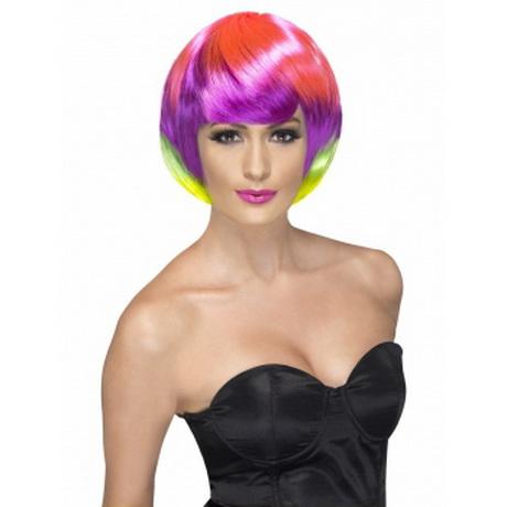 Kort Gekleurd Haar