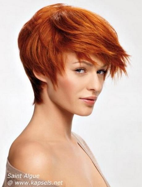 kort Italiaans rood haar