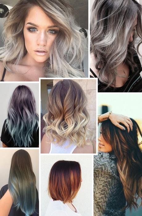 Haartrends blond 2020