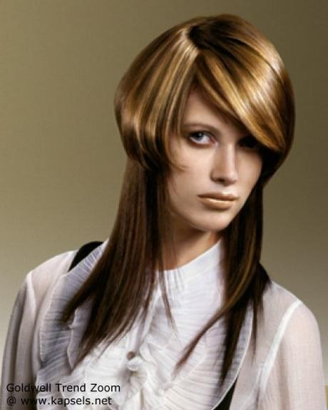 Van Blond Haar Naar Bruin