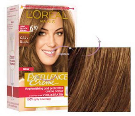 Donker Goudblond Haar