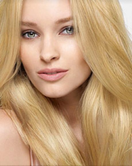 natuurlijk wit blond