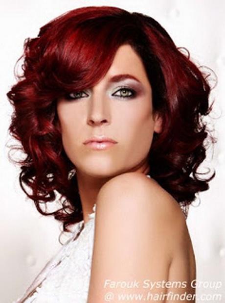 Rode Haarkleuren