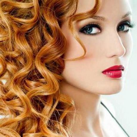 rood naar blond