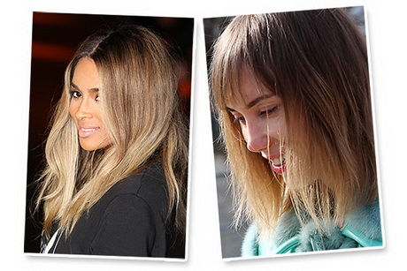 Zwart haar blond maken