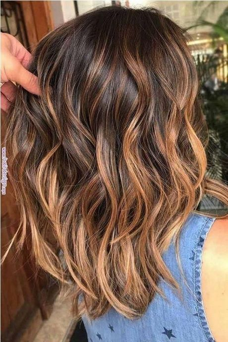 Haarkleur 2020 zomer