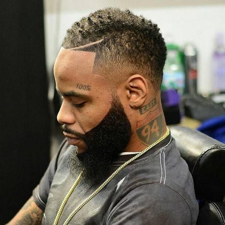 Korte Afro Kapsels Mannen