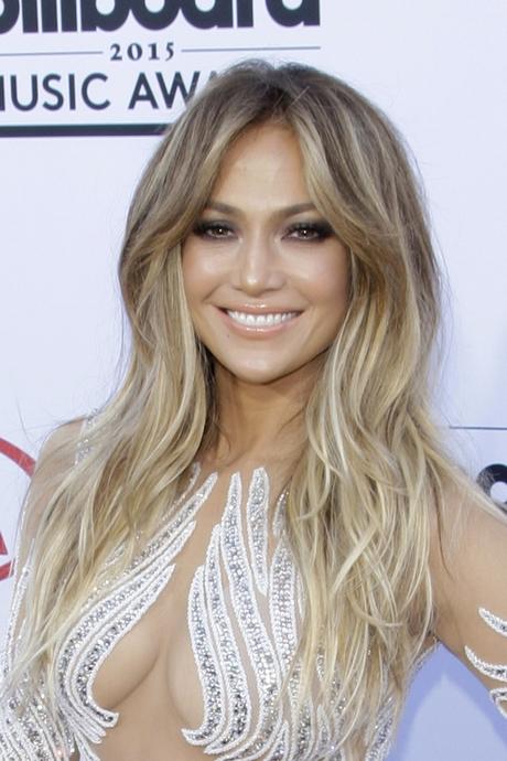 Blond Haar Bruine Uitgroei