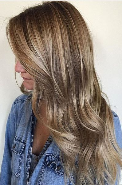 different highlight styles for dark hair blond haar met donkere highlights 1159 | blond haar met donkere highlights 81 7