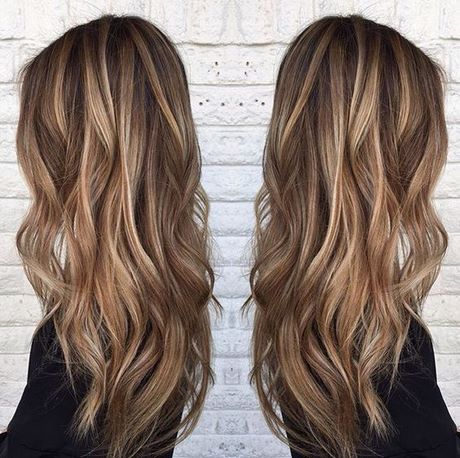 Blond Haar Met M 232 Ches