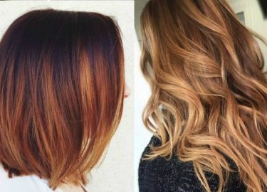 Haarkleur winter 2019 korte kapsels