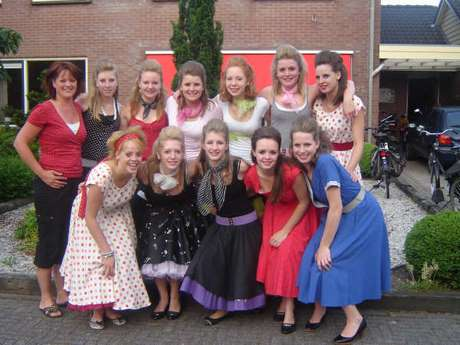 Rock And Roll Kapsels Vrouwen