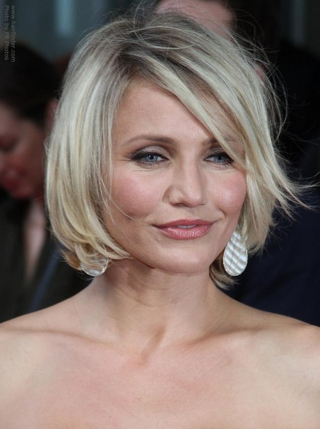 style cuts for short hair cameron diaz kapsels 6061 | cameron diaz kapsels 78 3