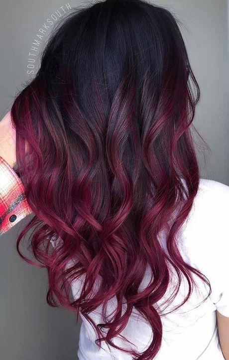 Haarkleur Trend 2019