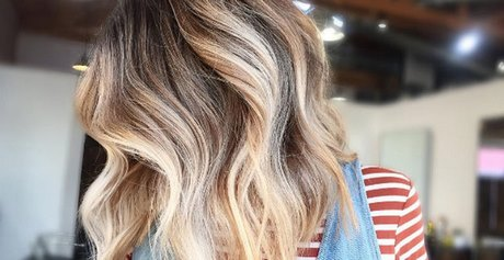 Haarkleuren 2019