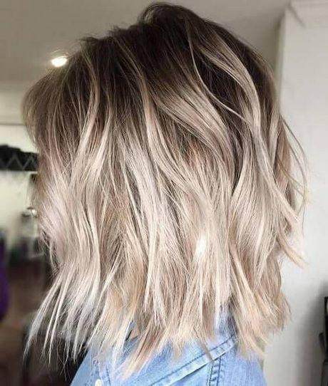 Haarkleuren Winter 2019