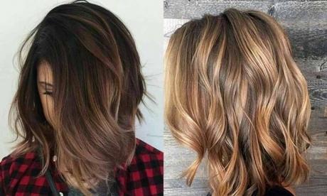 Mode Haarkleur Winter 2019