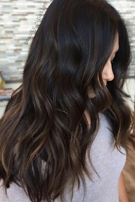 Nieuwe Haarkleuren 2019
