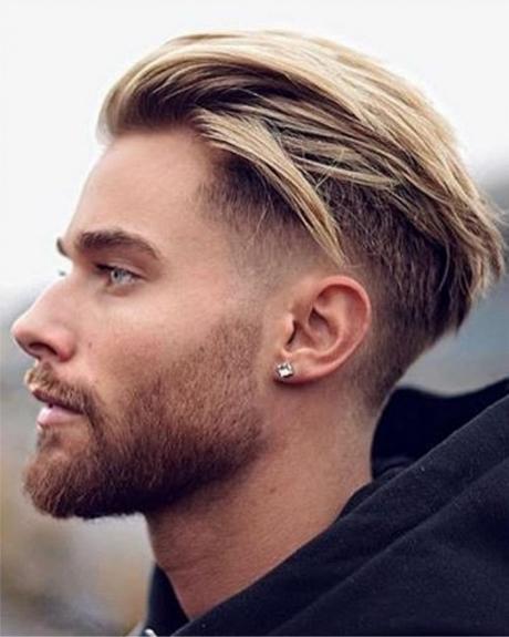 Trendy Kapsels 2019 Mannen